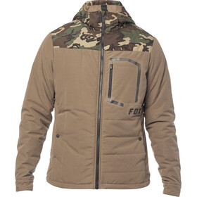 Fox Podium Jacket Men bark